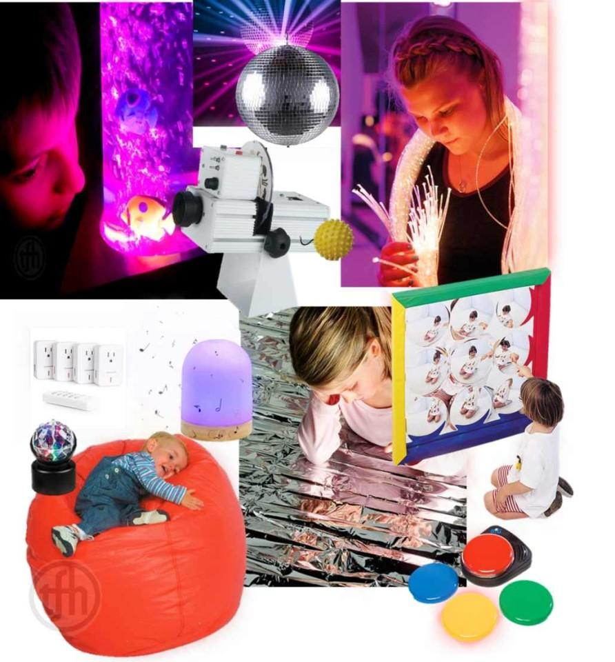 School Ready - Calming Sensory Room Kit