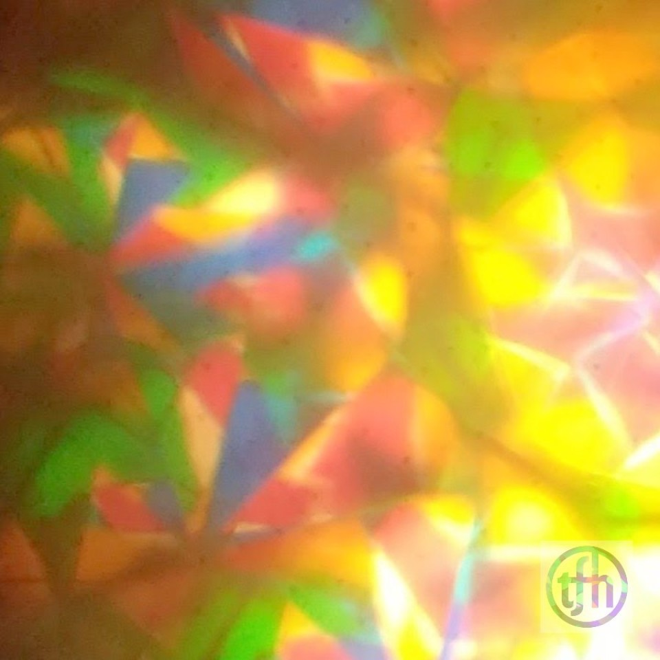 Projector Attachment, Kaleidoscope Effect