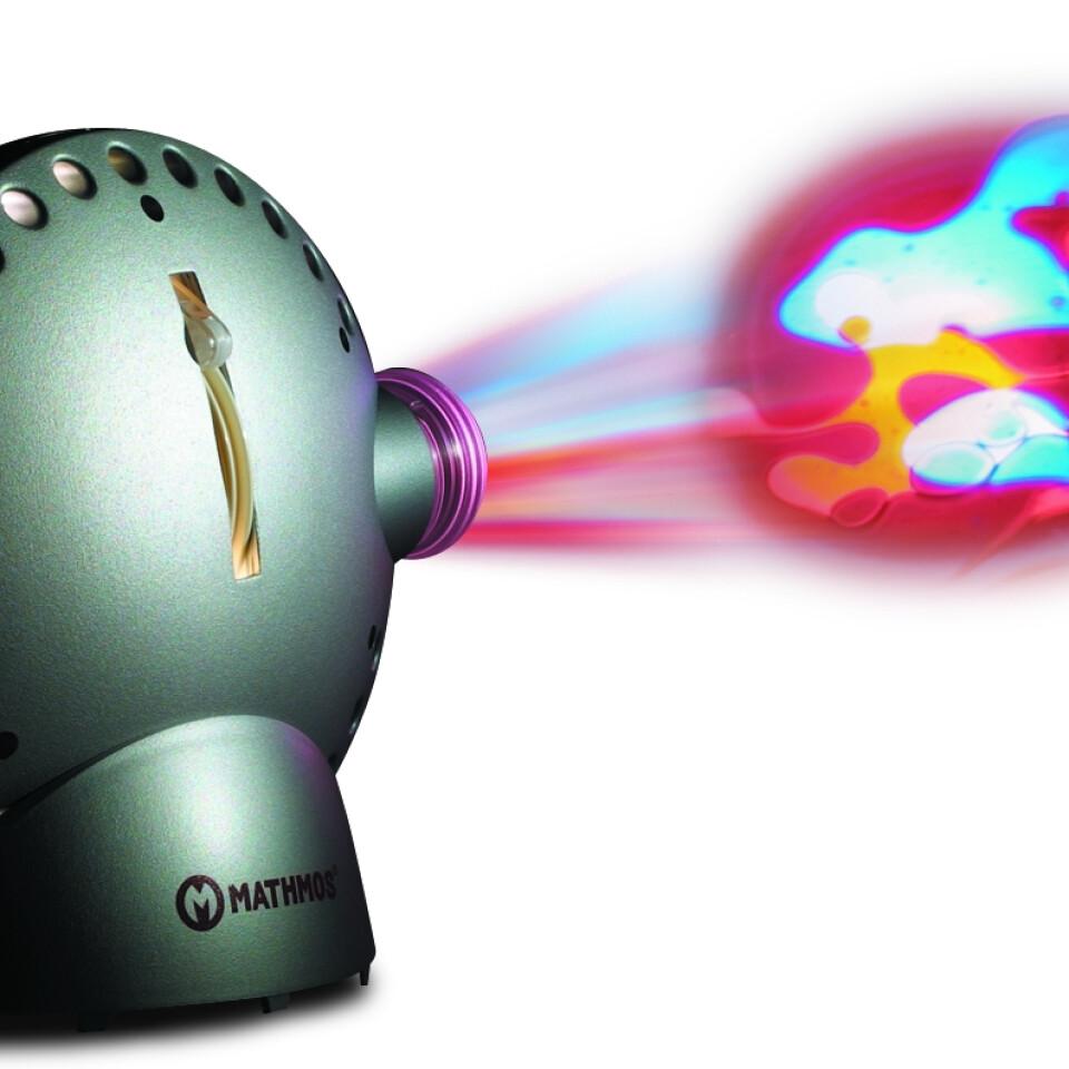 Slimline Projector