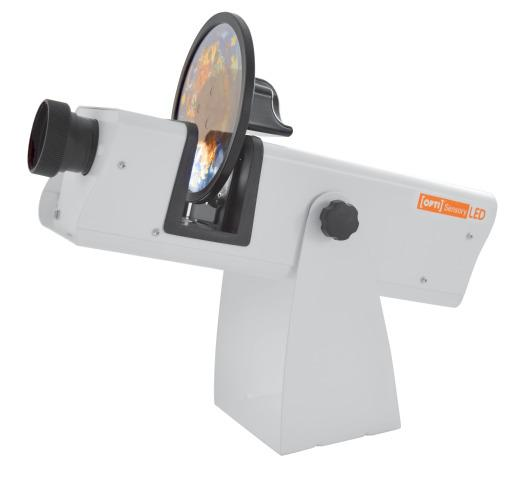 Solar Sensoriska projektor - LED