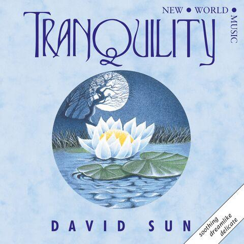Tranquillity Audio CD