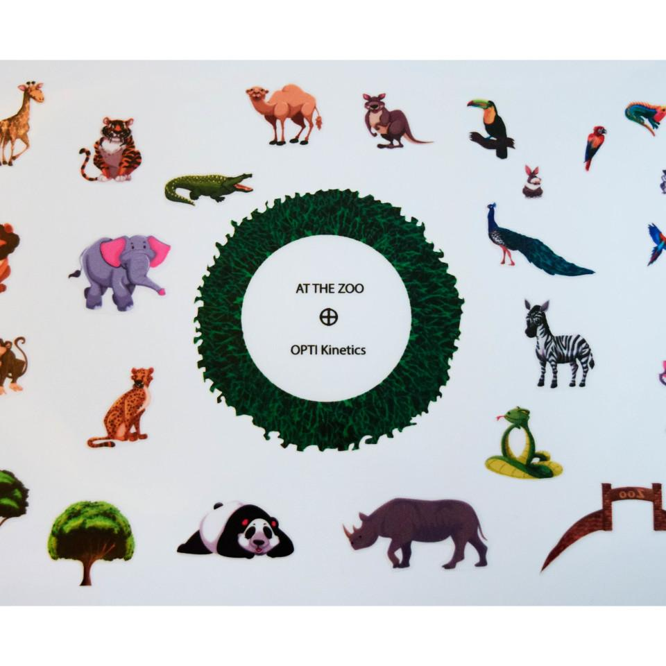 Opti Sticker Pack 1 - At the Farm