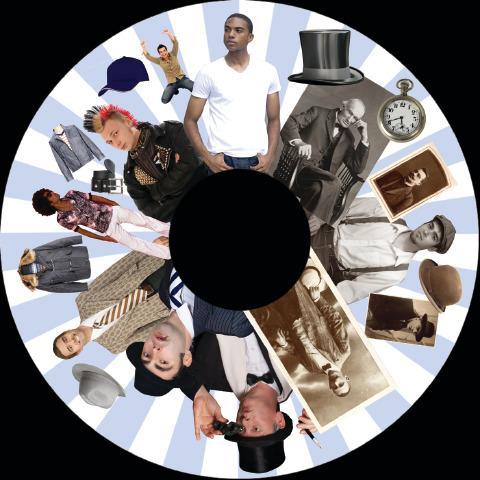 6 Inch Projector Wheel - Men's Fashion Scene