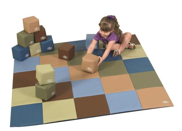 Patchwork Mat Set