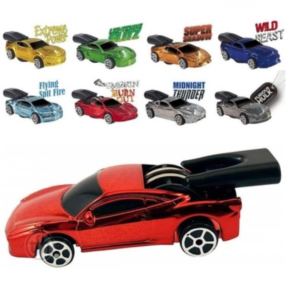 Whistle Racer Car