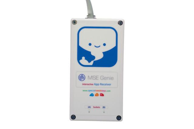 Wireless Receiver for Sensory Room Equipment