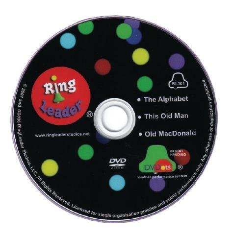 Ringleader Dvd Volume 1 - DVD Sensory Toy