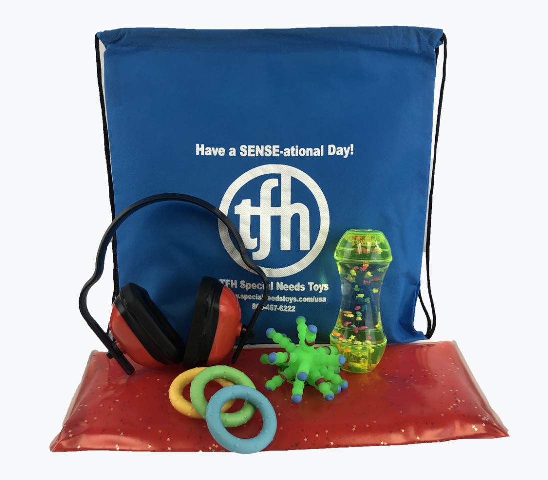 Sensory Borrow Bag
