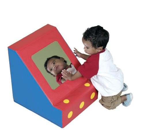 Self Star Softplay Mirror