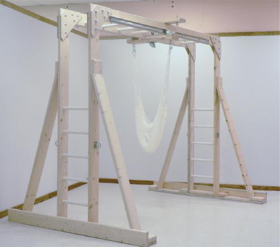 Indoor Sensory Gym Frame