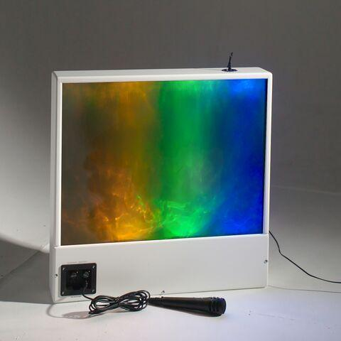 Sound To Light Interactive Panel