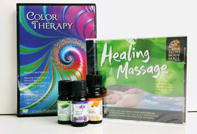 Tranquil Aromatherapy Kit