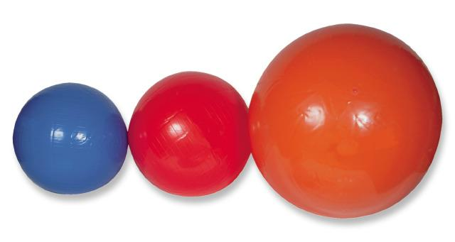 Coloured Therapy Balls