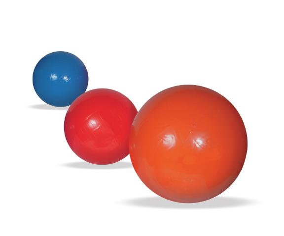 Coloured Therapy Ball Options