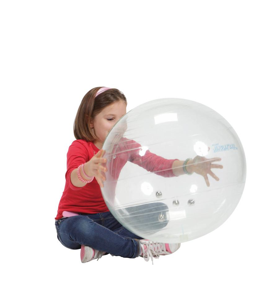 Jingle Ball Clear - Theraputic Sensory Toy