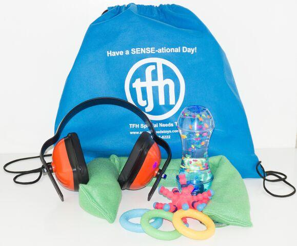 Sensory On The Go Bag