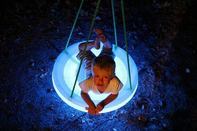 UFO LED Sky Saucer