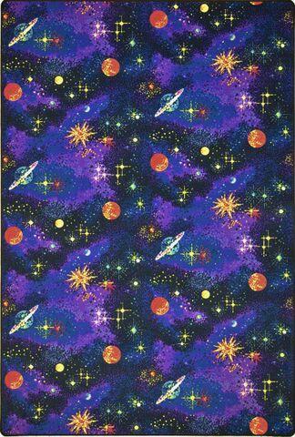 UV Carpet Space Explorer 6X6