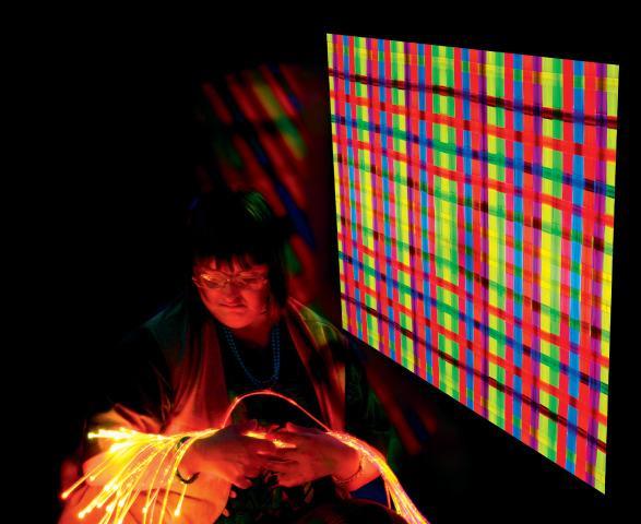 UV Mat - Glowing Sensory Toy