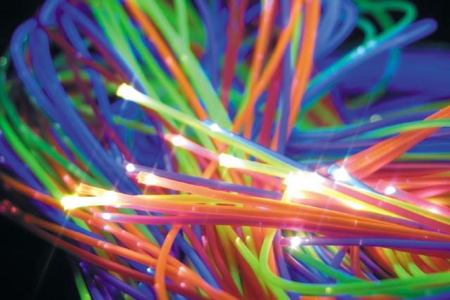 Ultra Violet, Fibre Optic Tails