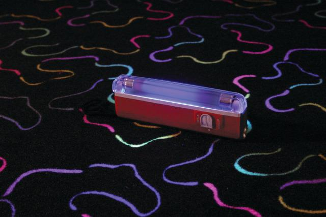 Handheld Black Light