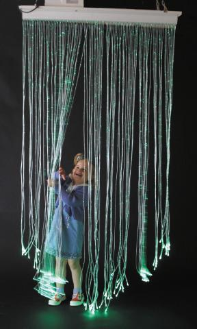 Fibre Optic Curtain