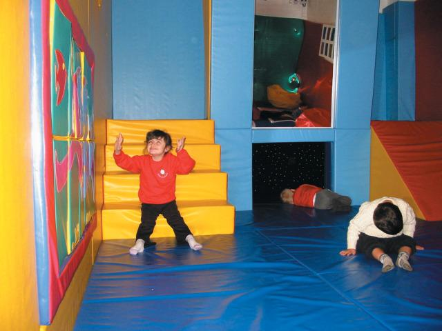 Standard Pad - Softplay Sensory Toy
