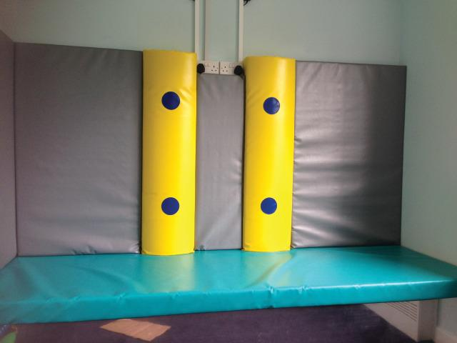 Shuddabar - Vibrating Softplay Pillar