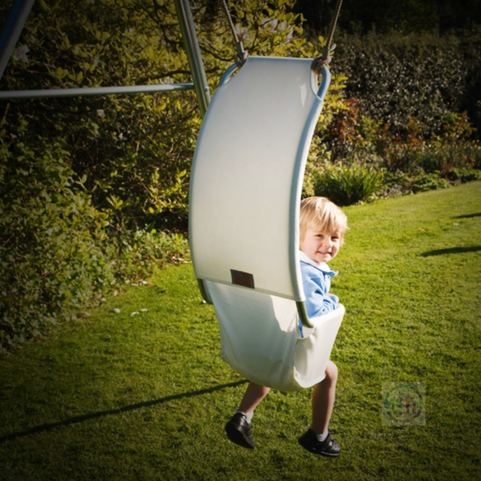 Soft Bucket Toddler Swing Seat