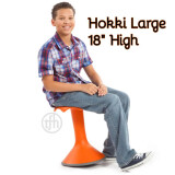 "Hokki Stool - Large 18"""