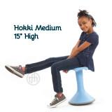 "Hokki Stool - Medium 15"""