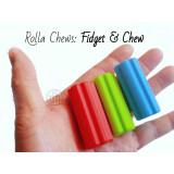 Rolla Chew & Fidget - Red, by Chu Buddy
