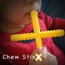 Chew Stixx :- colour: Chocolate