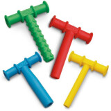 Chew Tubes - Individuals Set of 4