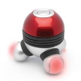 Good Vibes LED Light Up Atom Massager