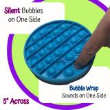 Round Bubbles Push Pop Sensory Fidget