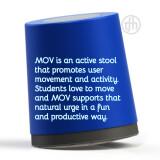 "MOV Stool Small 14""/16"""