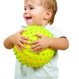 "Sensory Dot Balls (set of 4-4"" balls)"