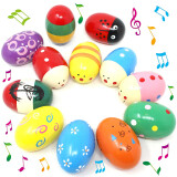Wooden Acoustic Eggs - LIMITED SUPPLY