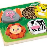 Tactile Safari Puzzle