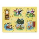 Sing-Along Nursery Rhymes Puzzle Set