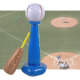 Giant Inflatable T Ball Set