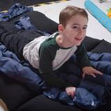 Balls in a  Blanket