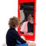 Interactive Distortion & Reflection Panel