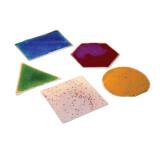 Gel Tiles Shapes Set - Sensory Learning