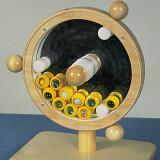 Rainstick Marble Wheel