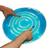 Spiral Gel Maze Pad