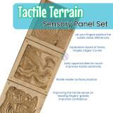 Tactile Wall Panel - Jason's Terrain