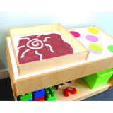 Sand Box for Light Tables - Drop Ship Item