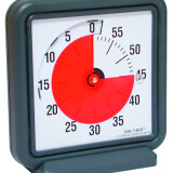 Time Timer:- Size: Large
